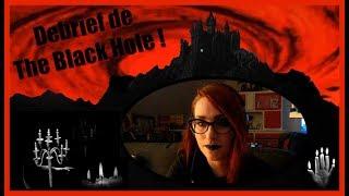 [Redif Twitch] Debrief de The Black Hole !