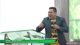 Um salto para liberdade - Pr. Thiago Ramos - 13-01-2019