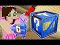 Minecraft: FORTNITE LUCKY BLOCK!!! (VENDING MACHINES, GUNS, & LOOT LLAMAS!) Mod Showcase