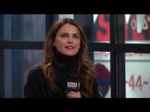 Keri Russell Discusses Doing Research On Putin For