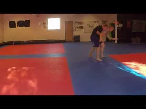 Verdal Kampsportklubb- Brasiliansk jiu jitsu takedowns