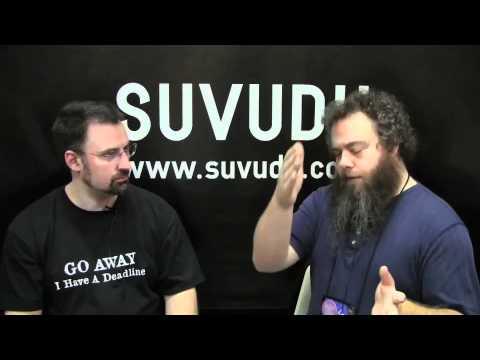 Patrick Rothfuss Interviews Jim Butcher | San Diego Comic Con 2011
