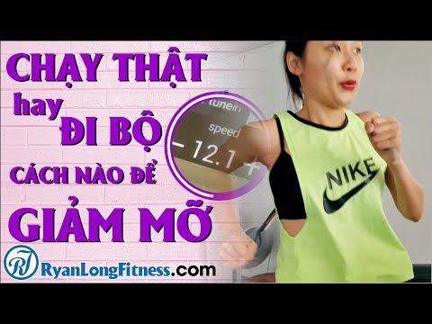 Chạy Thật Hay Đi Bộ - Cách Nào Để Phụ Nữ Giảm Mỡ - HLV Ryan Long Fitness thumbnail