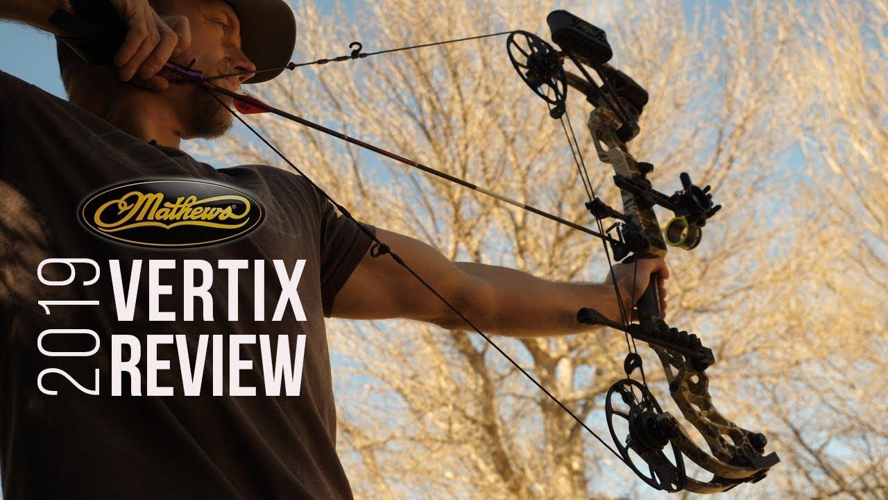 2019 Mathews Vertix - A Bow Hunter's Review