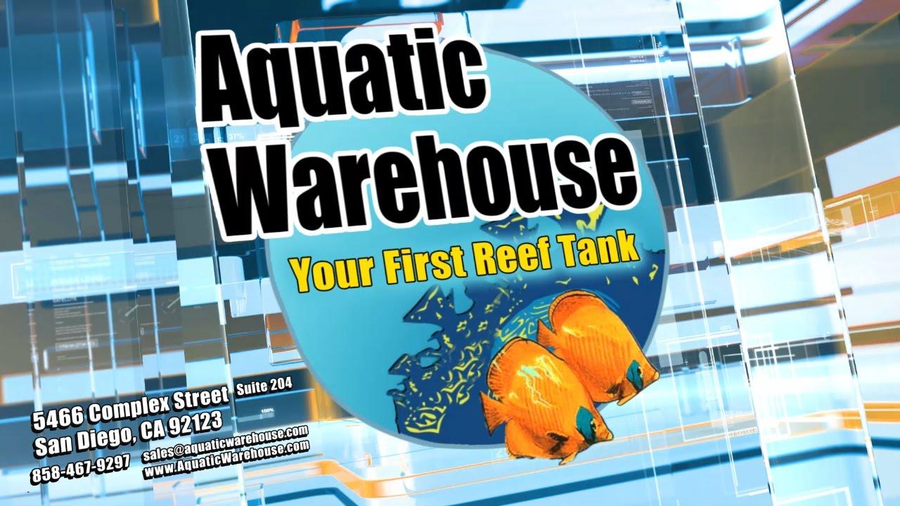 Freshwater/Saltwater Fish Tank Supplies | Aquatic Warehouse