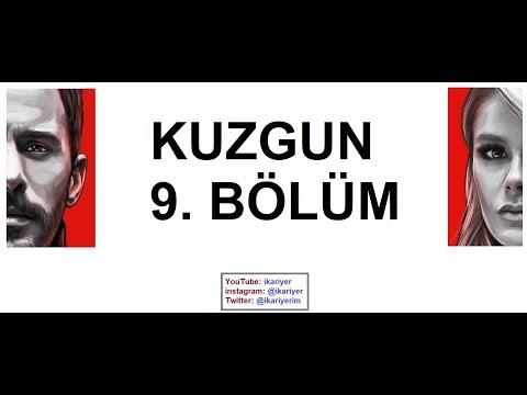 KUZGUN 9. BÖLÜM - Kuzgun Fragman - Kuzgun 9 Bölüm Fragmanı  #Kuzgun -  Ikariyer