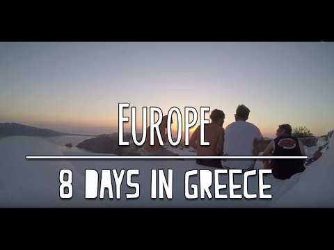 8 Days in Greece