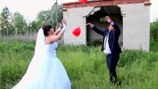 Свадебный Клип  г.Губкин 01.06.2013
