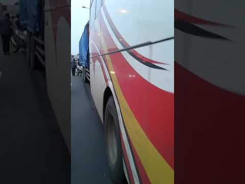 Kecelakaan flyover PLN cikokol