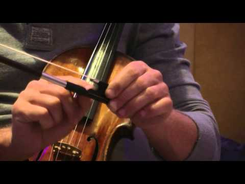 Julian Rachlin | Bowing Masterclass | Part 1 | 'Optimum bow hand and finger positions'