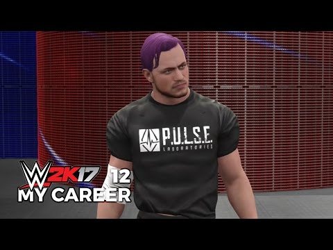 WWE 2K17 My Career Mode Ep 12 | TIME FOR A CHANGE