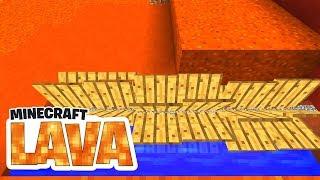 Eisendieb! Wasserräder! Erzverarbeitung! - Minecraft LAVA #07