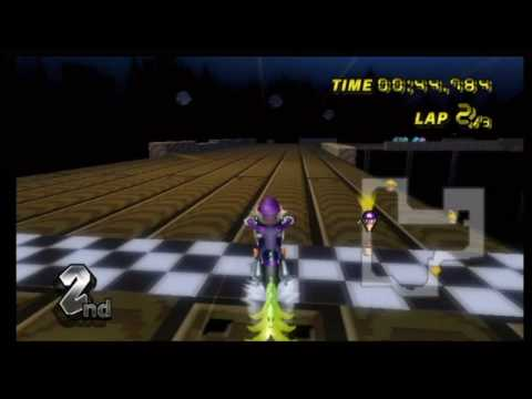Mario Kart Wii HD Worldwide Online Race (With Hackers) P23