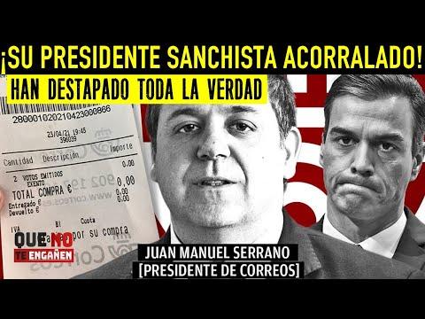 """¡UN VOTANTE PARALIZA CORREOS AL DESMONTAR SU COARTADA SOBRE LOS """"VOTOS EMITIDOS"""" FANTASMA!"""