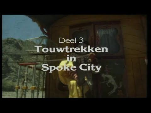 Pipo in West-Best - Aflevering 3 - Touwtrekken in Spoke City