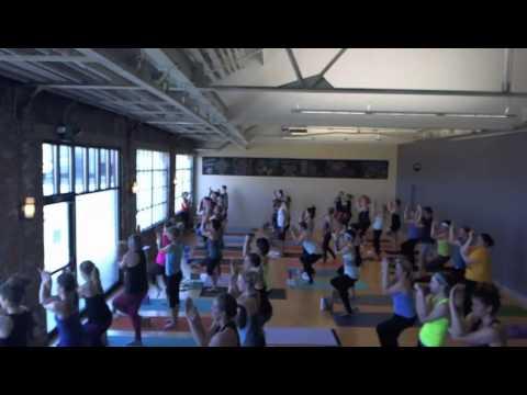 Lisa Taylor's 915 AM Baptiste Vinyasa Flow on Friday, December 26, 2014 at Evolution Power Yoga