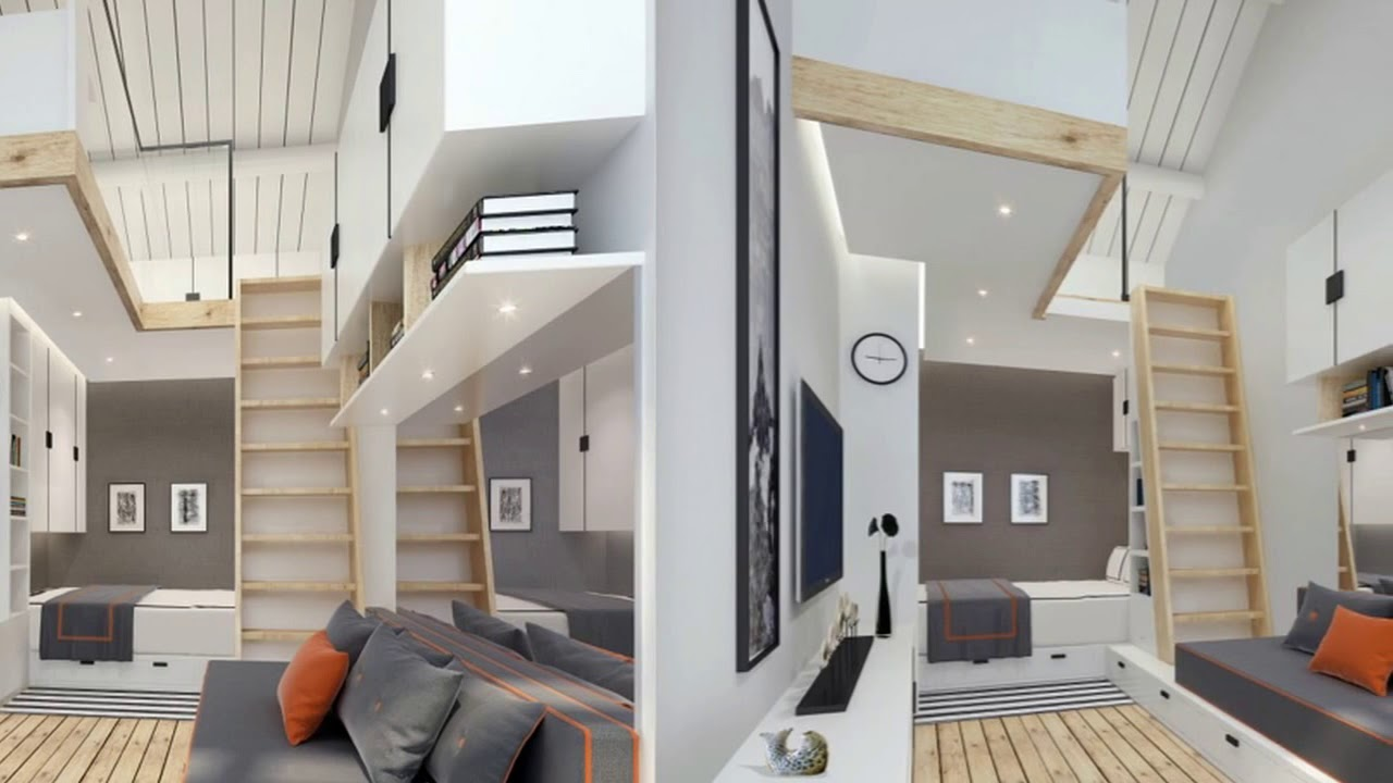 Amazing Top 30 Double Height Living Rooms That Add An Air Of Luxury Youtube