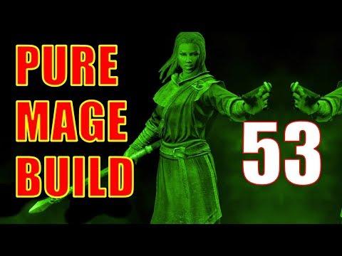 Skyrim Pure Mage Walkthrough NO WEAPONS NO ARMOR Part 53 - Good Intentions thumbnail