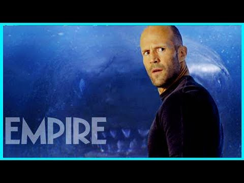 The Meg Movie 2018 FIRST LOOK Update - Story Summary And Release Date Revealed! (Megalodon)