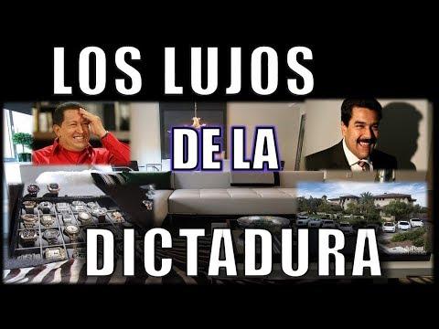 LOS LUJOS DE NICOLAS MADURO Y OTROs SUPUESTOS SOCIALISTAS DISFRASADOS 24 DE ENERO DEL 2018