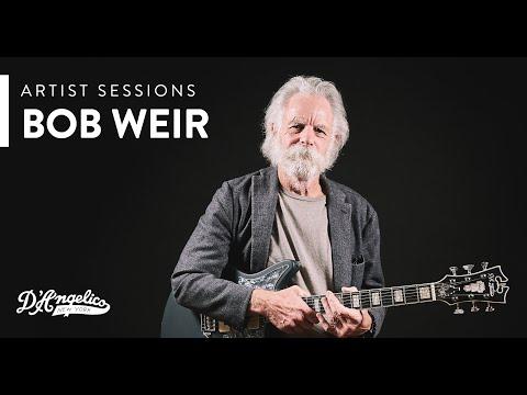 Bob Weir x Premier Bob Weir Bedford   D'Angelico Guitars