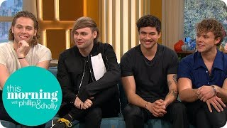 5 Seconds of Summer Feel Like Their Music Has Matured With Them | This Morning
