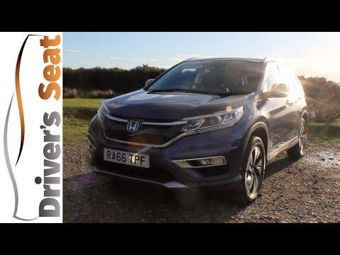 Honda CR-V SUV 2017 Review