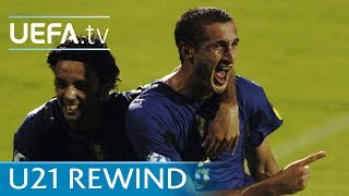 Highlights: Italy-Denmark six-goal thriller from 2006