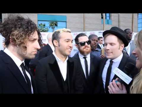 Fall Out Boy Talks about The Boys of Zummer Tour at The Billboard Music Awards