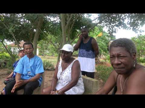 Spiritual Connection at Benu Village - Ghana Tour May 2017