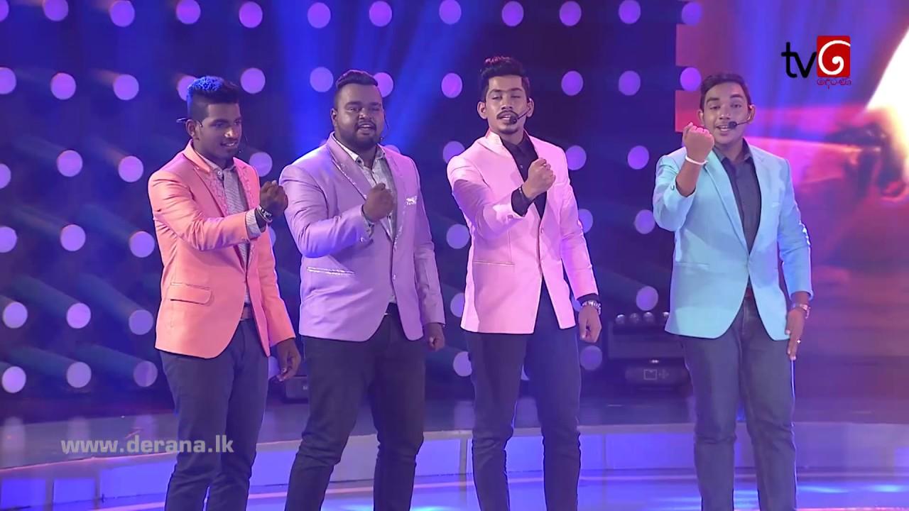 muni siripa sibiminne group song dream star season vii final youtube