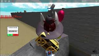 ROBLOX tuto where glitch whit noob part2-3(BOBA rx)