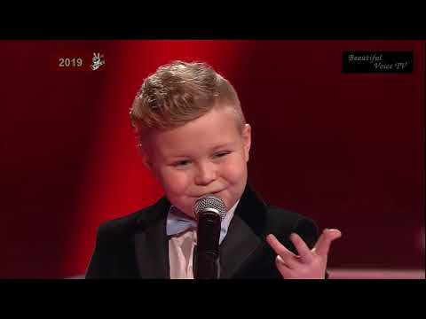 'Nessun Dorma'. Valery/Evgeniya/Dmitry. The Voice Kids Russia 2019.