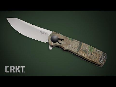 CRKT Homefront Hunter Knife | A Ken Onion Design