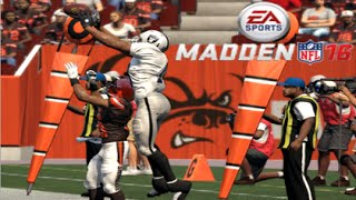 CATCH OF THE GAME! - Madden 16 Career Mode [PS4 Gameplay]
