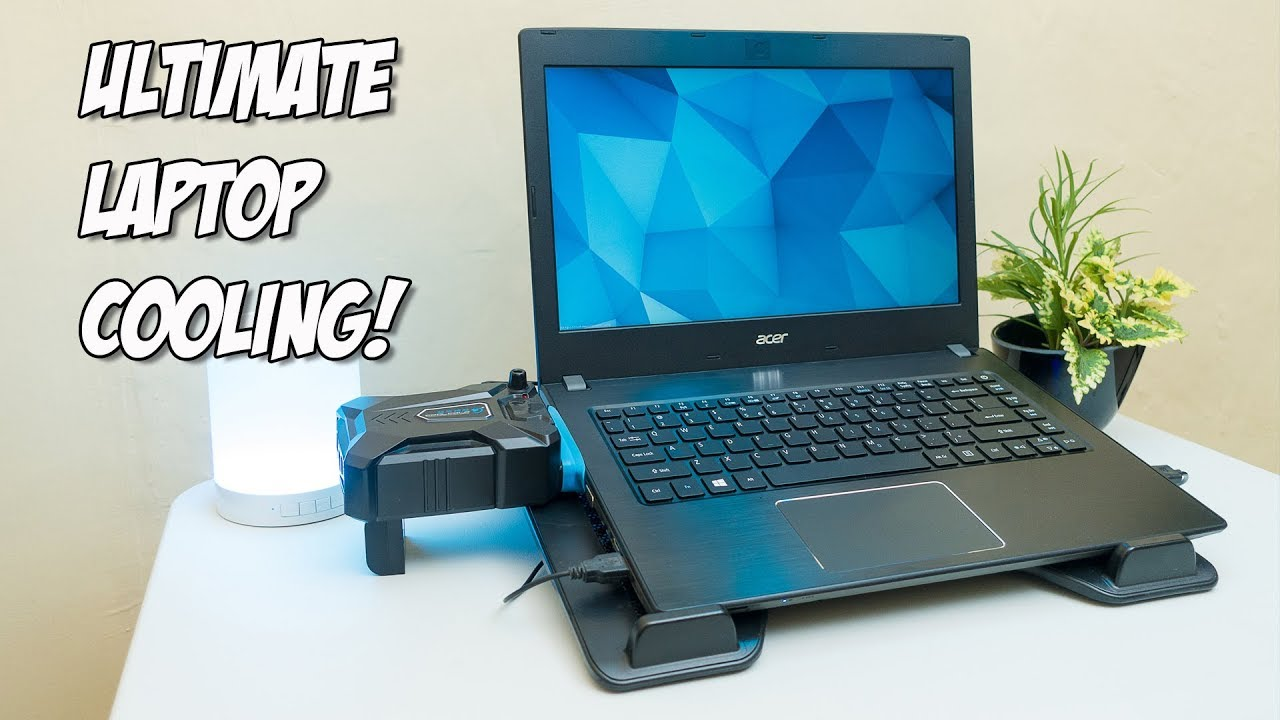 Best laptop cooling options
