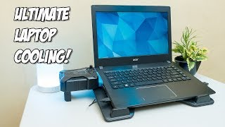 Best Laptop Cooling System + Cooling Pad VS Vacuum Cooler