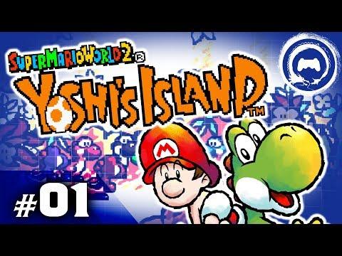 Yoshi's Island Part 1 | TFS Gaming