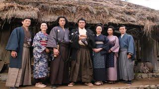 NHKの大河ドラマ「西郷どん」のスタジオ取材会が13日、都内の同局で行わ...
