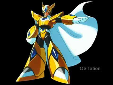 Mega Man X6 OST  T18  Gate