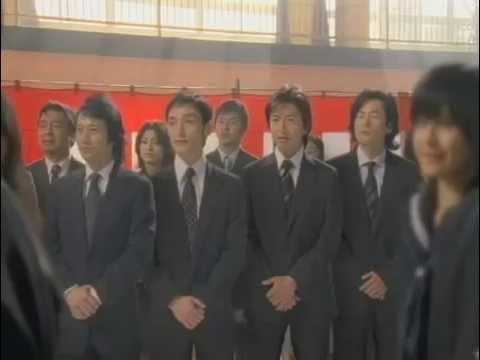 『SMAP♪旅立ちの日に♪CM』NTT