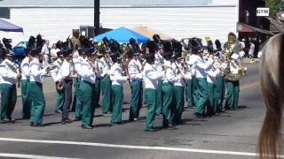 Mariposa County High School Grizzly Marching Band