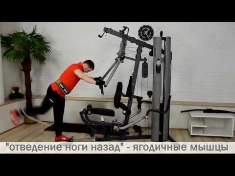Домашняя Мультистанция BodySolid G6В