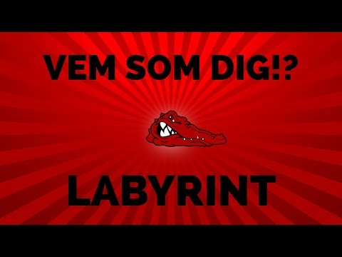 Labyrint - Vem Som Dig!? | LYRICS (AUDIO)