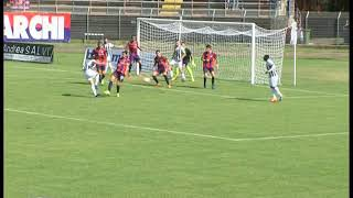 Serie D Girone E Aquila Montevarchi-Trestina 0-1