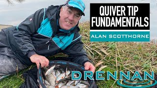 Quiver Tip Fundamentals | Alan Scotthorne | Match Fishing
