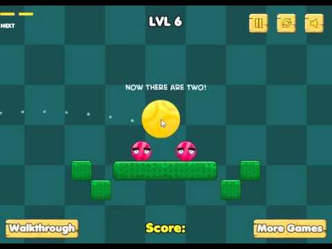 Sushi vs Blockies - Game Play