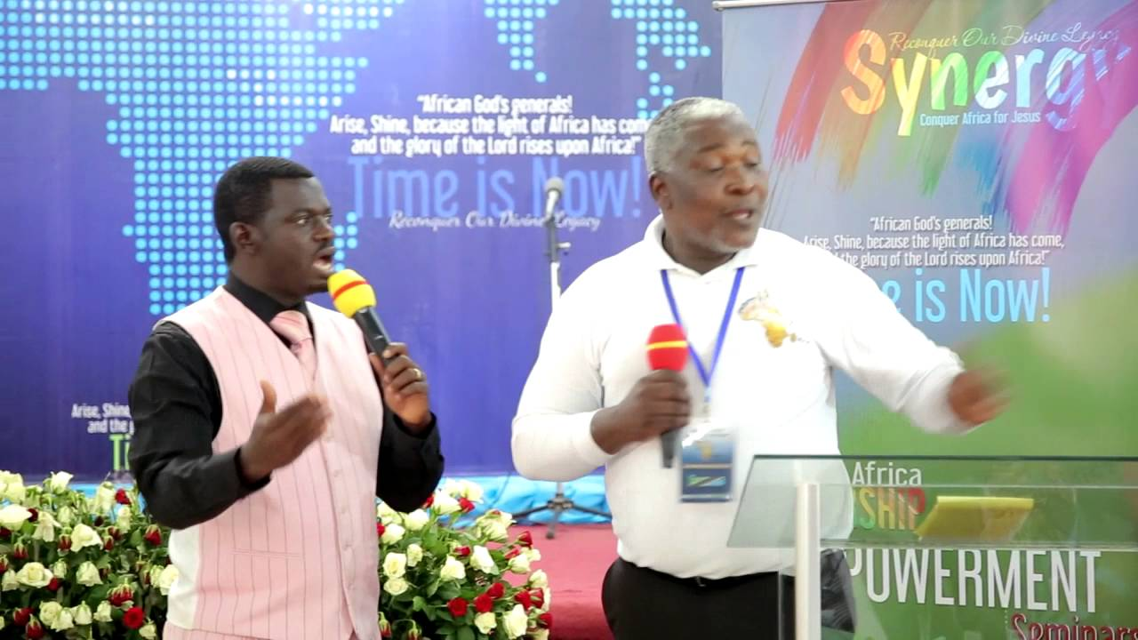 Apostle Dunstan Maboya `Reaching the secular mind through Christian  evidence`