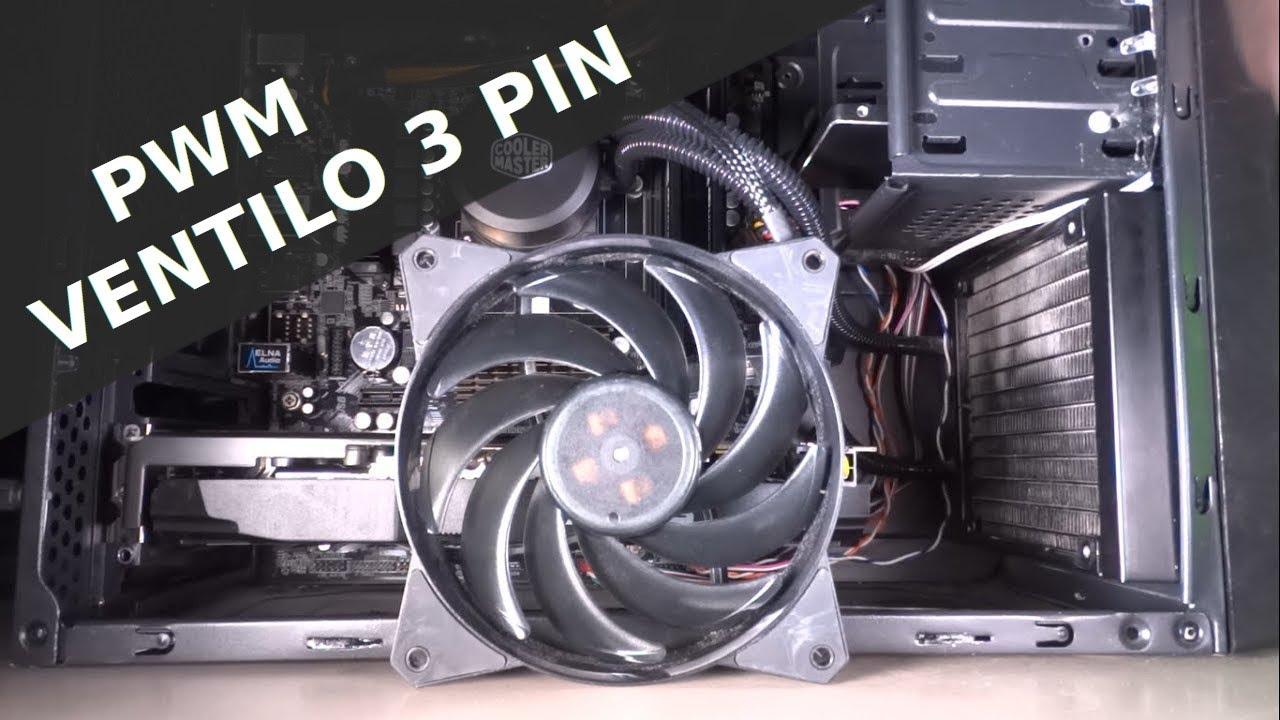 transformer un ventilateur 3 pin en pwm