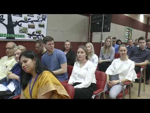 SLC (University of Delhi), International Winter School, Part-A(2/4) 3rd March,2018